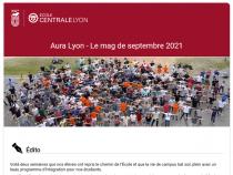 Aura Lyon septembre 2021