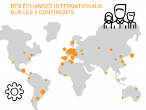 Echanges internationaux de l'École
