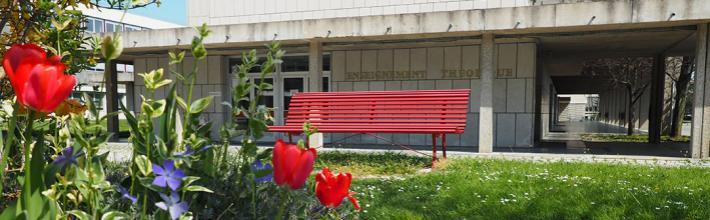 Campus en été