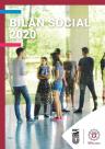 Bilan social 2020 (image de couverture)
