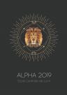 Couverture plaquette Alpha 2019