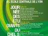 Affiche Journée des étudiants du CHEL[s] 2016